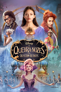 O Quebra-Nozes e os Quatro Reinos Dublado Online