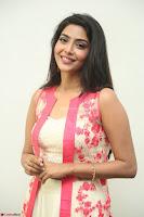 Aishwarya Lekshmi looks stunning in sleeveless deep neck gown with transparent Ethnic jacket ~  Exclusive Celebrities Galleries 095.JPG