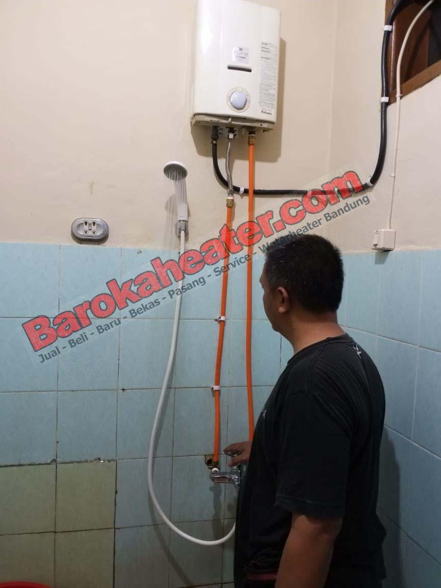 Jasa Pasang Water Heater Panggilan Bandung