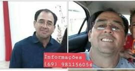 Professor está desaparecido há mais de 24 horas