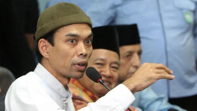 Reaksi UAS saat Tahu Bisnis Miras Dilegalkan