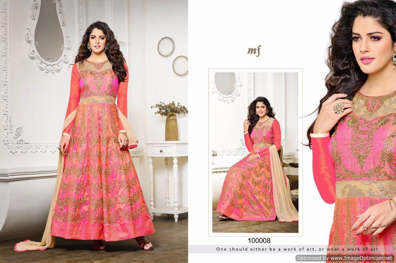 Eliza Vol 8 – Stylish And Awesome Designer Embroidery Work Salwar Kameez