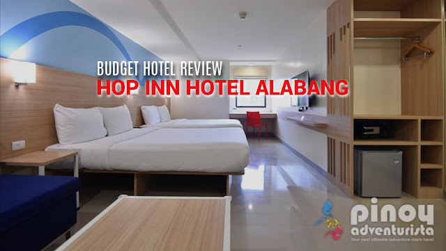 HOP INN HOTEL ALABANG REVIEW