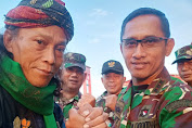 Dandim 0418 Kol. Armed Widodo N. Pastikan Deklarasi 3 Pilar Berjalan Lancar.