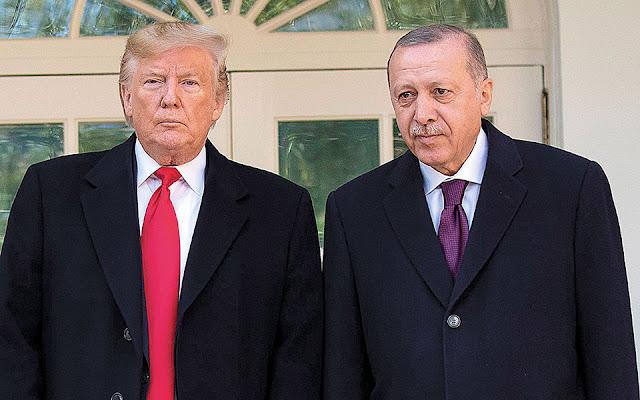 Η πίεση Ερντογάν στον Τραμπ και η Halkbank