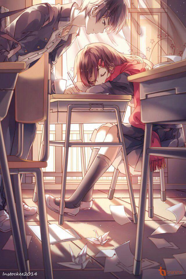 Hình nền Anime de thương