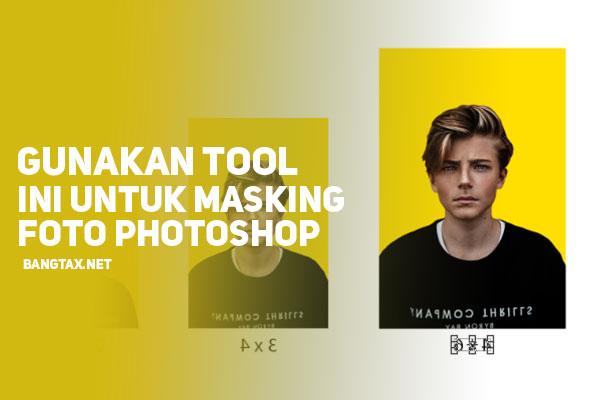 Tutorial Cara Membuat Pas Foto Di Photoshop