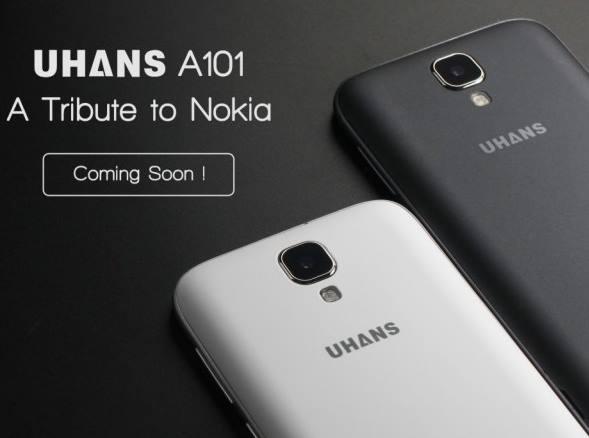 Uhans A101
