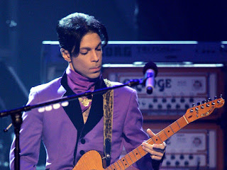 Late singer Prince