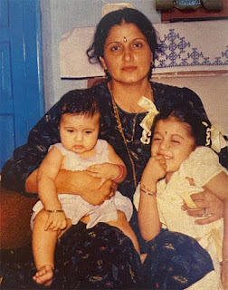 taapsee pannu childhood picture