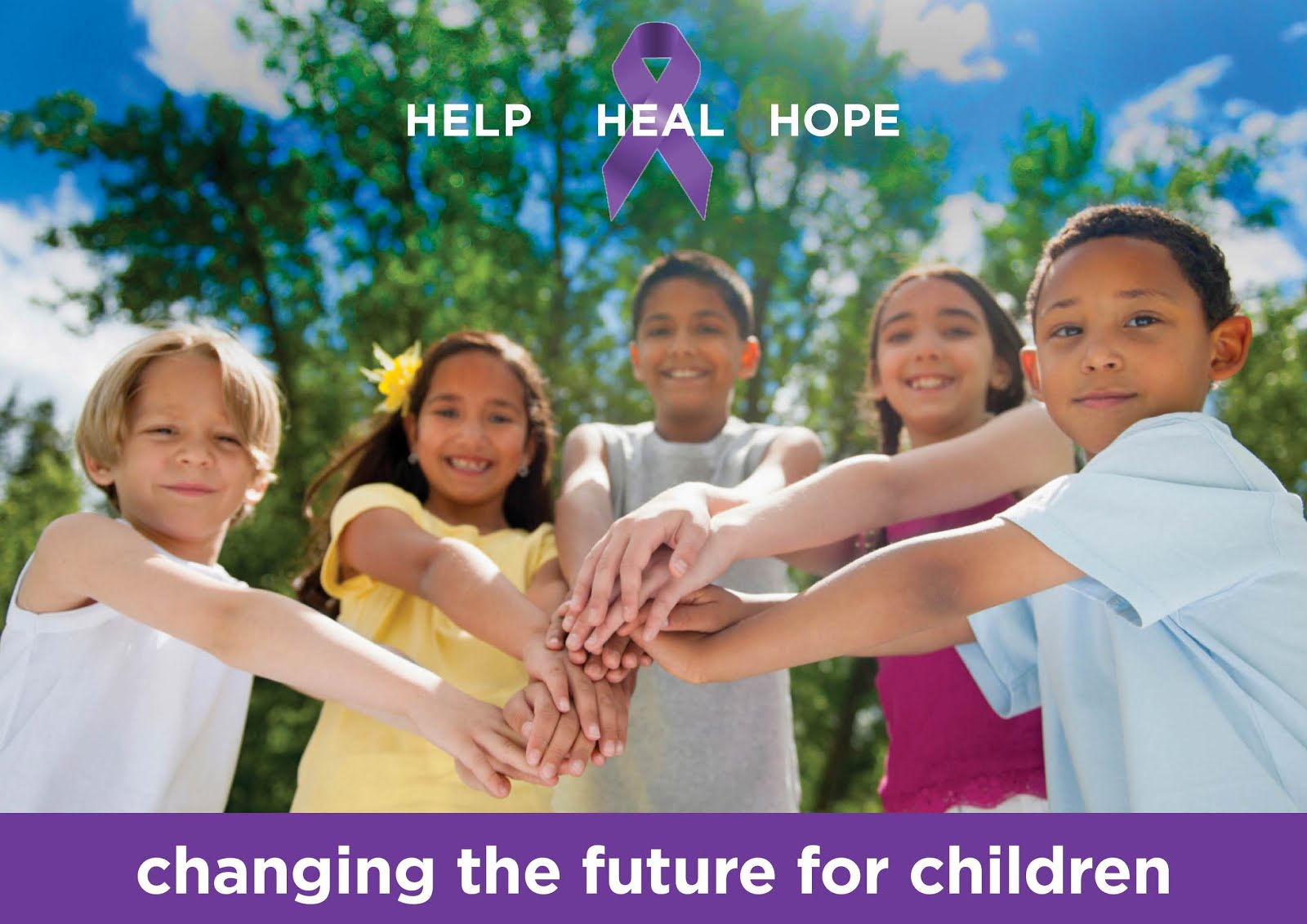 Join us October 14th: Changing the Future for Children