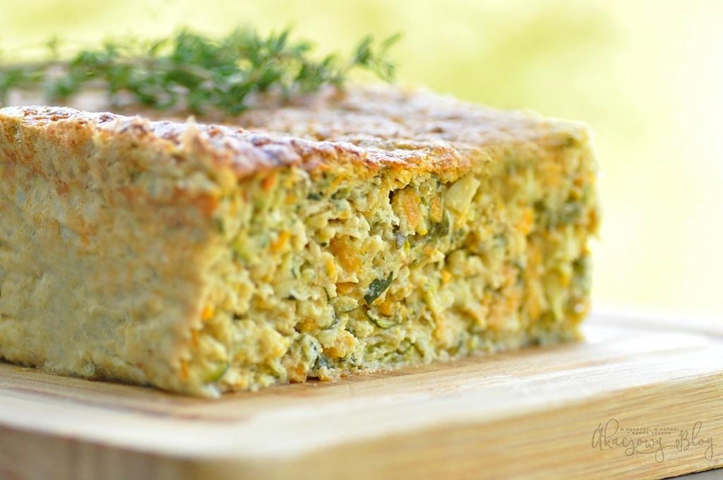Pasztet wegetariański - lekka alternatywa dla mięsnych smaków.