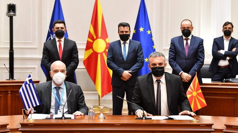 Συνεργασία των Σκοπιανών εταιρειών NER AD και AD ESM με τον Τερματικό Σταθμό LNG Αλεξανδρούπολης