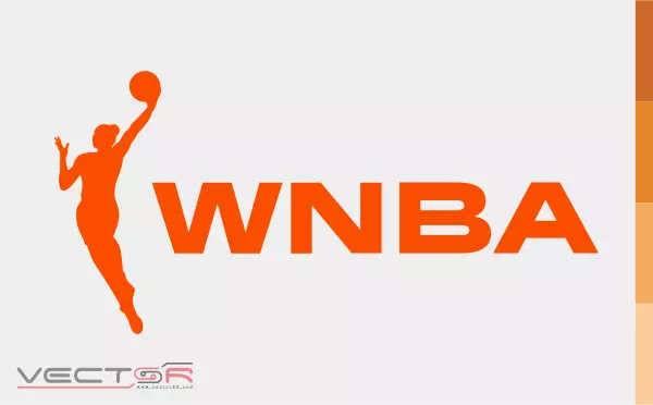 WNBA (Women's National Basketball Association) Logo - Download Vector File AI (Adobe Illustrator)