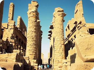 Luxor Ancient Egypt