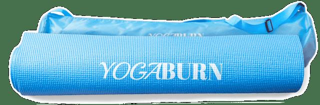 Yoga Burn Foundation Mat at low price