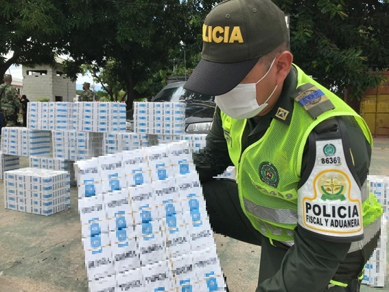 hoyennoticia.com, Cayó millonarios cargamento de Rumba en Valledupar