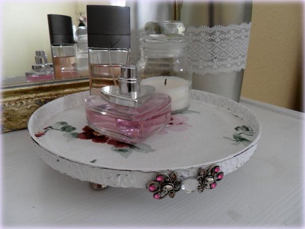 Bandeja porta perfumes - DIY