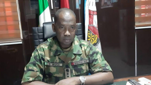 Nigerian Army clears air on 'Operation positive Identification'