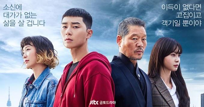 Drama Korea Itaewon Class [1 - 16 (END) / Batch] Subtitle Indonesia