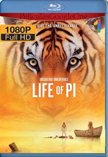 La Vida De Pi [2012] [1080p BRrip] [Latino-Inglés] [GoogleDrive] RafagaHD
