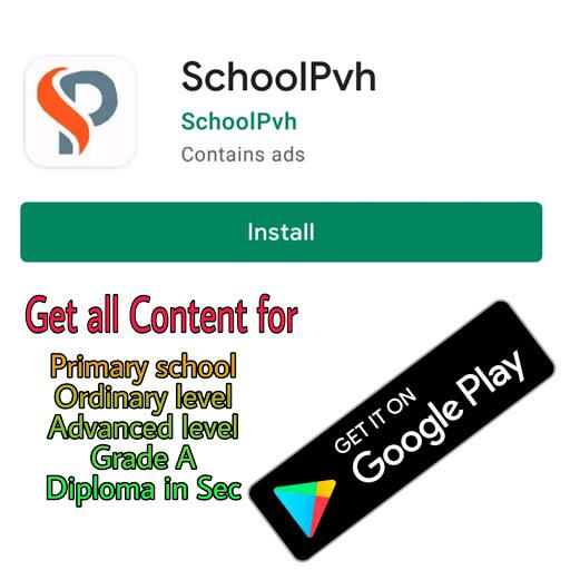 SCHOOL PVH
