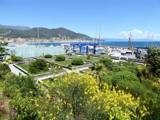 orto botanico marina varazze
