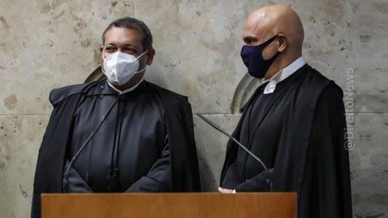 kassio sorteado relator kajuru impeachment alexandre