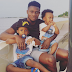 Obafemi Martins Shares Photo With His Sons