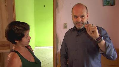 Gilberto Smaniotto entrevista vítima de tentativa de feminicídio - Divulgação