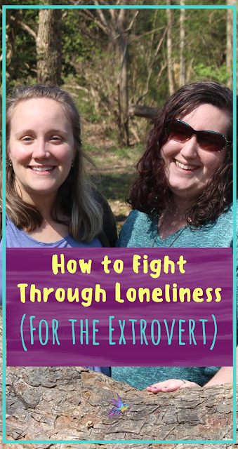 Beat the blues, Fight Loneliness, Extrovert | #faith #loneliness #extrovert
