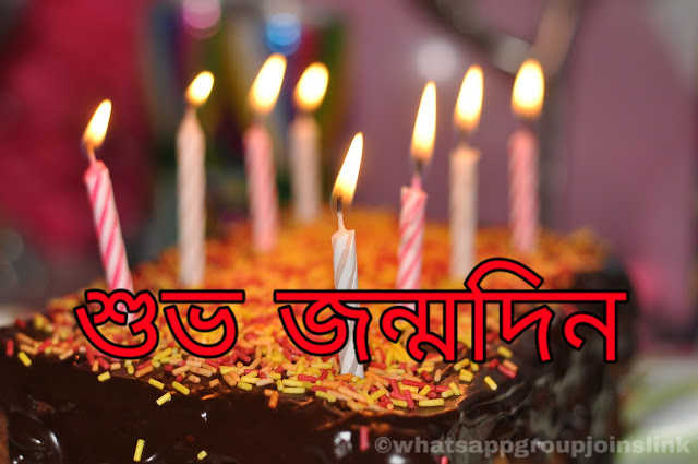 Bangla Subho Jonmodin(শুভ জন্মদিন) Images Pictures Happy Birthday Images Photos Bengali