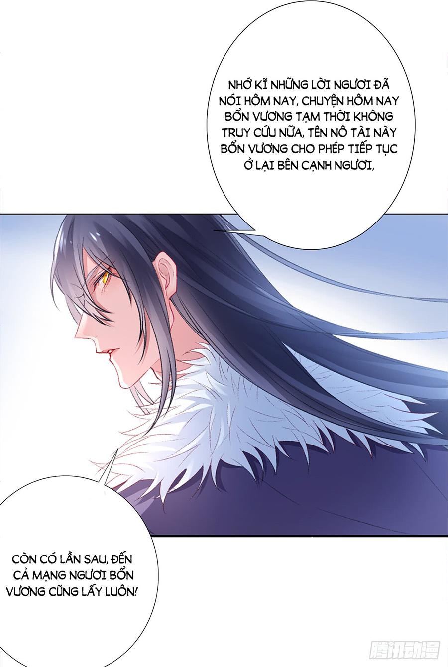 Hoàng phi 9000 tuổi chap 18 - Trang 17