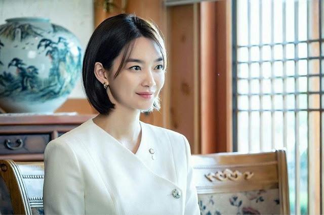 Shin Min Ah political drama Aide