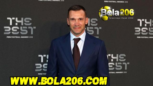 AC Milan Akan Dilatih Shevchenko