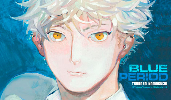 Blue Period (Tsubasa Yamaguchi) - Milky Way Ediciones