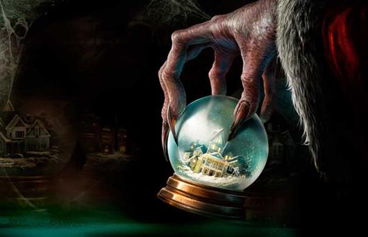 Imagen promocional de Krampus.