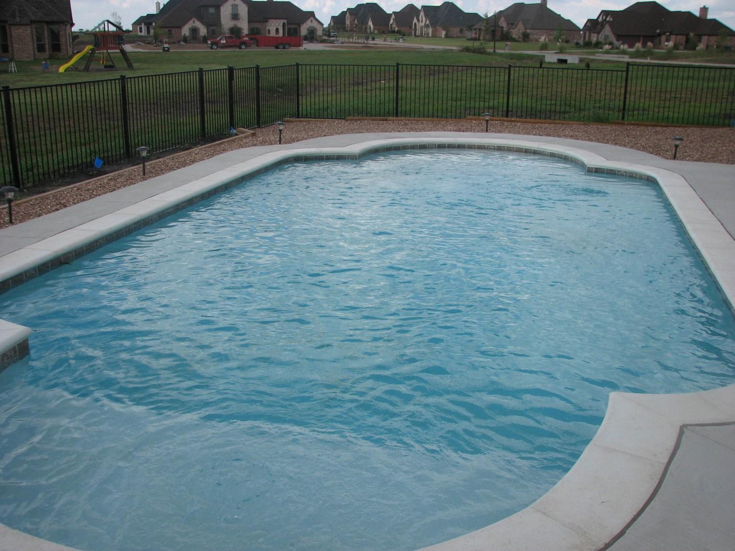 Sam 39 s outdoor living pool plaster for Pool plaster