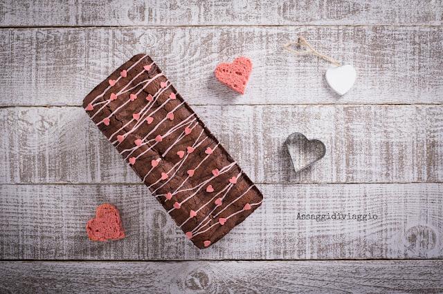 Torta sorpresa per San Valentino