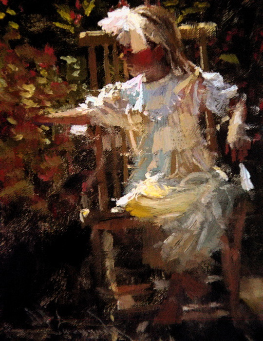 Charles Warren Mundy 1945 | American Plein Air Impressionist painter