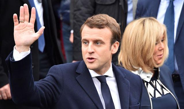 Emmanuel Macron, o ex-banqueiro Rothschild, é o próximo presidente da França
