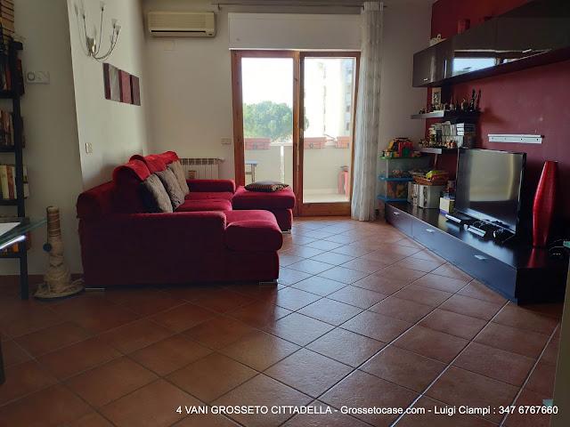 foto soggiorno Appartamento viale Repubblica Dominicana, Grosseto