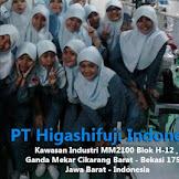 Upgrade 2020 Loker Operator Produksi PT. HigashiFuji Indonesia Bekasi Jawa Barat