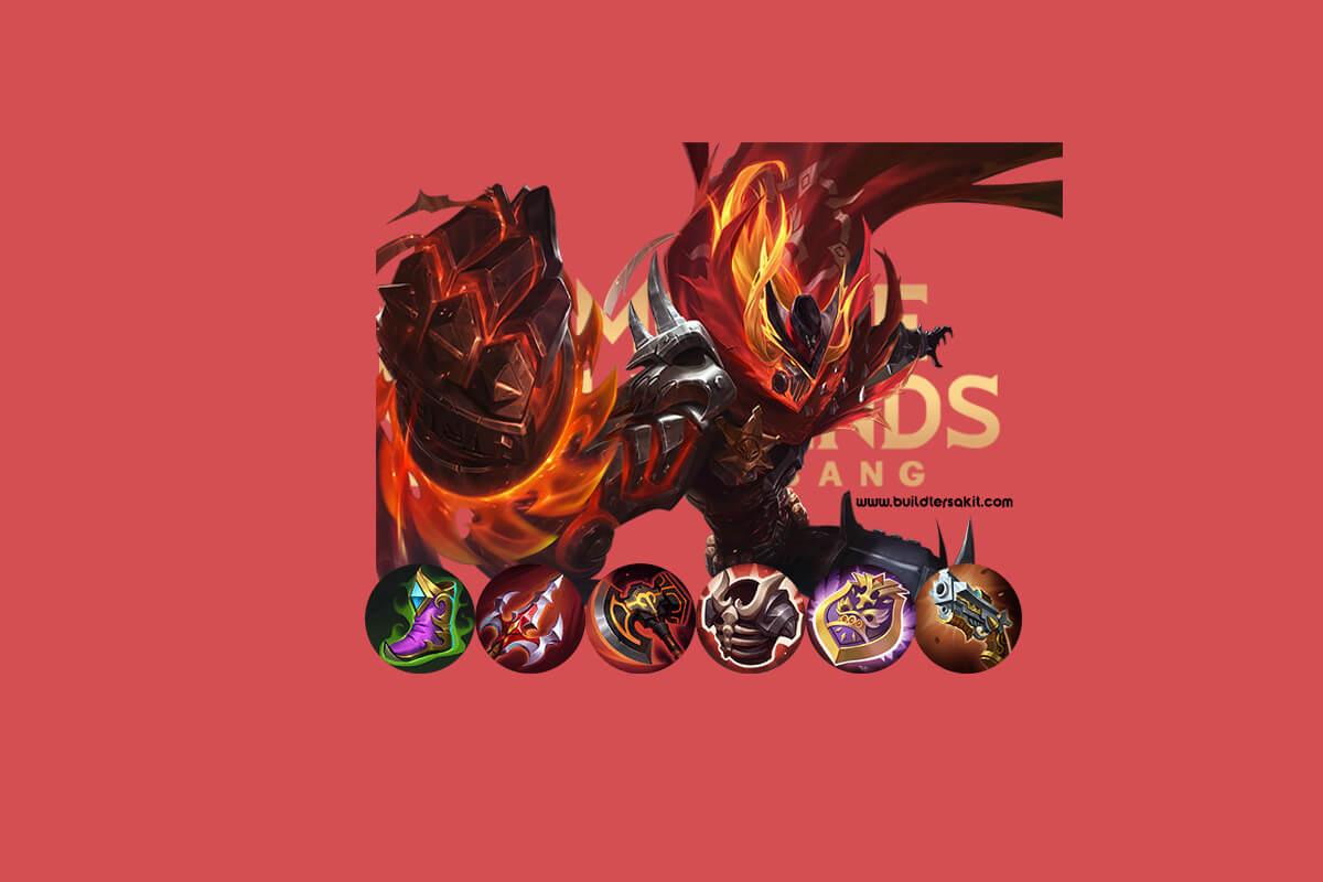 Build Aldous Tersakit dan Terkuat Terbaru 2021 Mobile Legends