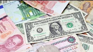 اسعار العملات في البنك الاهلي المركزي اليوم الثلاثاء