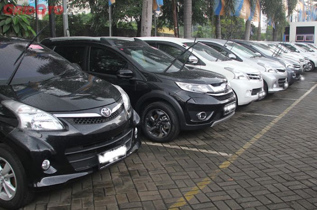 Rental Toyota Avanza Tanjung Pinang