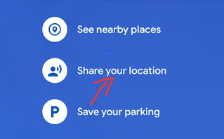 Google Maps Se Location Share Kaise Kare