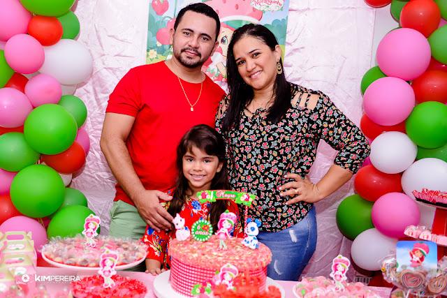 Aniversário | Mayra, 6 Anos