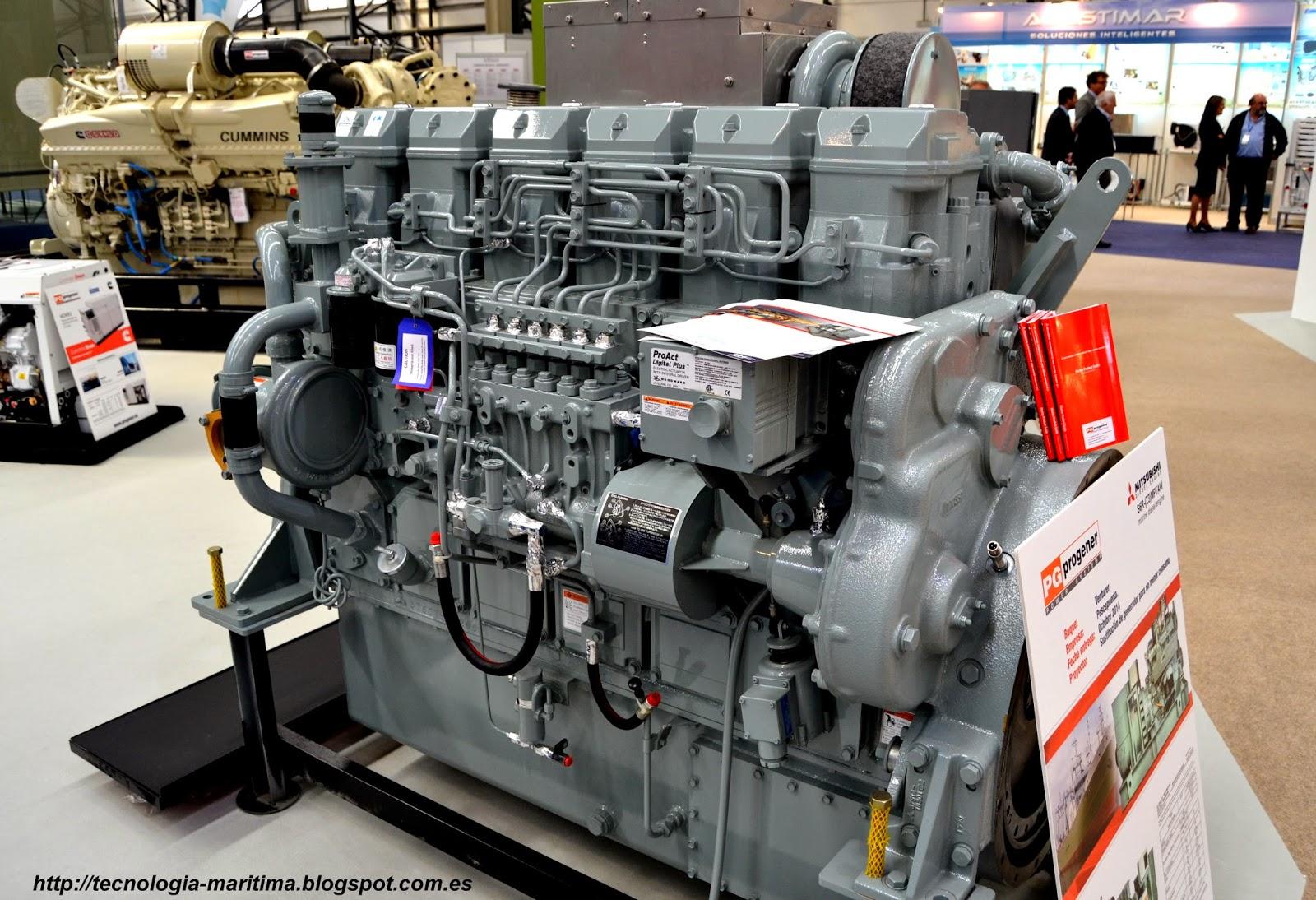 Cummins Diesel Engines >> NAVALIA 2014