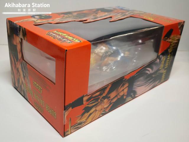 Review del Figuarts Zero Super Saiyan Gogeta Fusion Reborn de Dragon Ball Z - Tamashii Nations